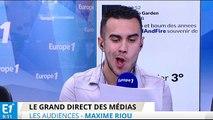 """Audiences TV : large succès pour TF1 et """"Section de recherches"""""""