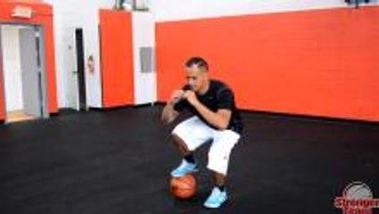 Single-Leg Balance Exercise for Basketball