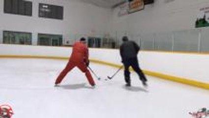 1-On-1 Defense Tips for Hockey