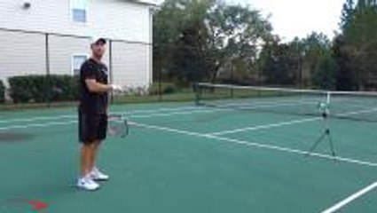 How To Hit A Tennis Approach Shot