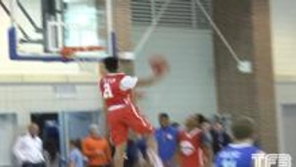 Sick Dunk Sequence from College Players