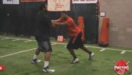 Calais Campbell: How To Do The Bull Rush
