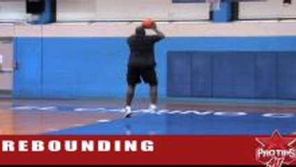 Nathan Jawai: How To Rebound Effectively