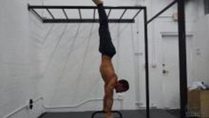 Top 5 L-Sit To Handstand Variations