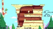 Adventure Time - Cakes Tough Break 2 [ Full Games ] - Adventure Time Games