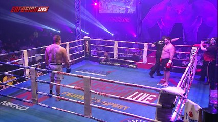Ismael Lazaar (Morocco) vs Andrew Thomson (South Africa) - Enfusion Live #35