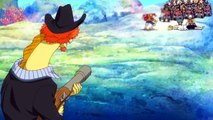 One Piece - Short Clip: Luffys Unbelievably!! Epic Defeat of the New-Fishman Pirates Gang