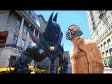 BATMAN VS BANE - BATMAN KNIGHTFALL