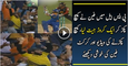 Spectator Takes A Excellent Catch & Get A Crore In Today's Match