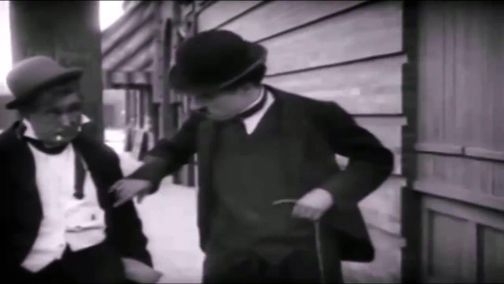 Charlie Chaplin (HD) Police (1916)