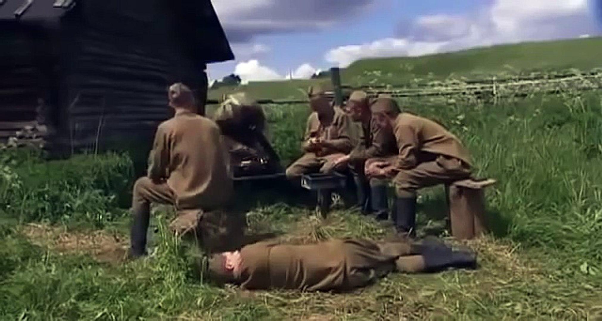 Военный фильм,Заградительный отряд,все серии фильм про войну