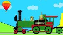 Alphabet Train - Learning for Kids