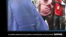 Epargné par les caïmans de Yamoussoukro, il manque sa tentative de suicide (vidéo)