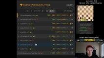 Joueur d'échecs en ligne très rapide... Du jamais vu!