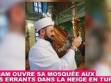 UN IMAM OUVRE SA MOSQUéE AUX CHATS!!