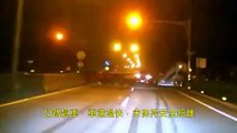 Horrible accident! Consequences of drag racing [ Car Crash Tube ]