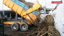 Brest. Carrefour cible des agriculteurs