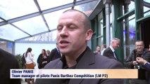Olivier Panis et Fabien Barthez, Panis-Barthez Compétition