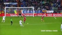 Toni Kroos perfect shot against Rayo Vallecano