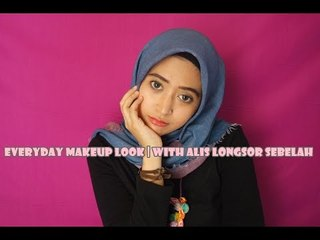 EVERYDAY MAKEUP LOOK | WITH ALIS LONGSOR SEBELAH