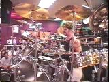 Dream Theater - Mike Portnoy - Drum Clinic Solo