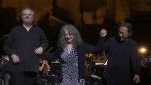 Dernier concert du Maestro Chung dirigeant l'Orchestre Philharmonique de Radio France, avec Martha Argerich et Nicholas Angelich