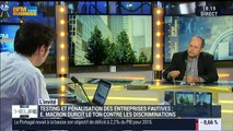 Emmanuel Macron promeut les jeunes diplômés de banlieues - 05/02