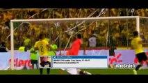 Barcelona SC vs U de San Martin 4-3 Goles y Resumen Noche Amarilla 2016 RONALDINHO SHOW (FULL HD)