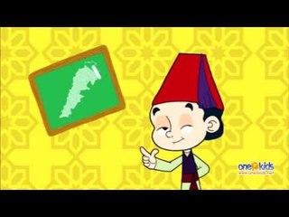 Cartoon - Surah Al-Fil (The Elephant) Let's Learn Quran with Zaky   HD