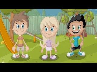 █■█ █ ▀█▀ Piosenka dla dzieci - Poznajemy części CIAŁA - Dla Przedszkolaków   █■█ █ ▀█▀
