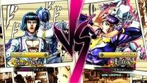 Jojos Bizarre Adventure All Star Battle Online Battle #5 Josuke V.S Bruno