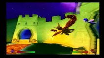 Lets Play Spyro 3: Year of the Dragon - Ep. 28 - Fire Dragon Fight! (Fireworks Factory 2)