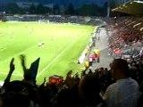 FC Lorient - PSG - Ovation Pauleta