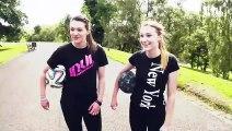 Freestyle football women