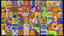 NES Remix Lets Play 2 - Donkey Kong, Super Mario Bros, Excitebike, And More