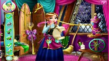 Frozen disney Games Frozen Anna Tailor For Frozen Elsa Baby Videos Games For Kids