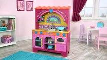 Girls Fun Dora The Explorer Wooden Pretend Play Kitchen Toys By KidKraft