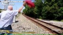 CRAZY TRAIN Accidents at level Crossings TRAIN vs CAR