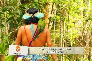 Viação Cipó mergulha na cultura Pataxó em aldeia no Sul da Bahia - parte 1/2