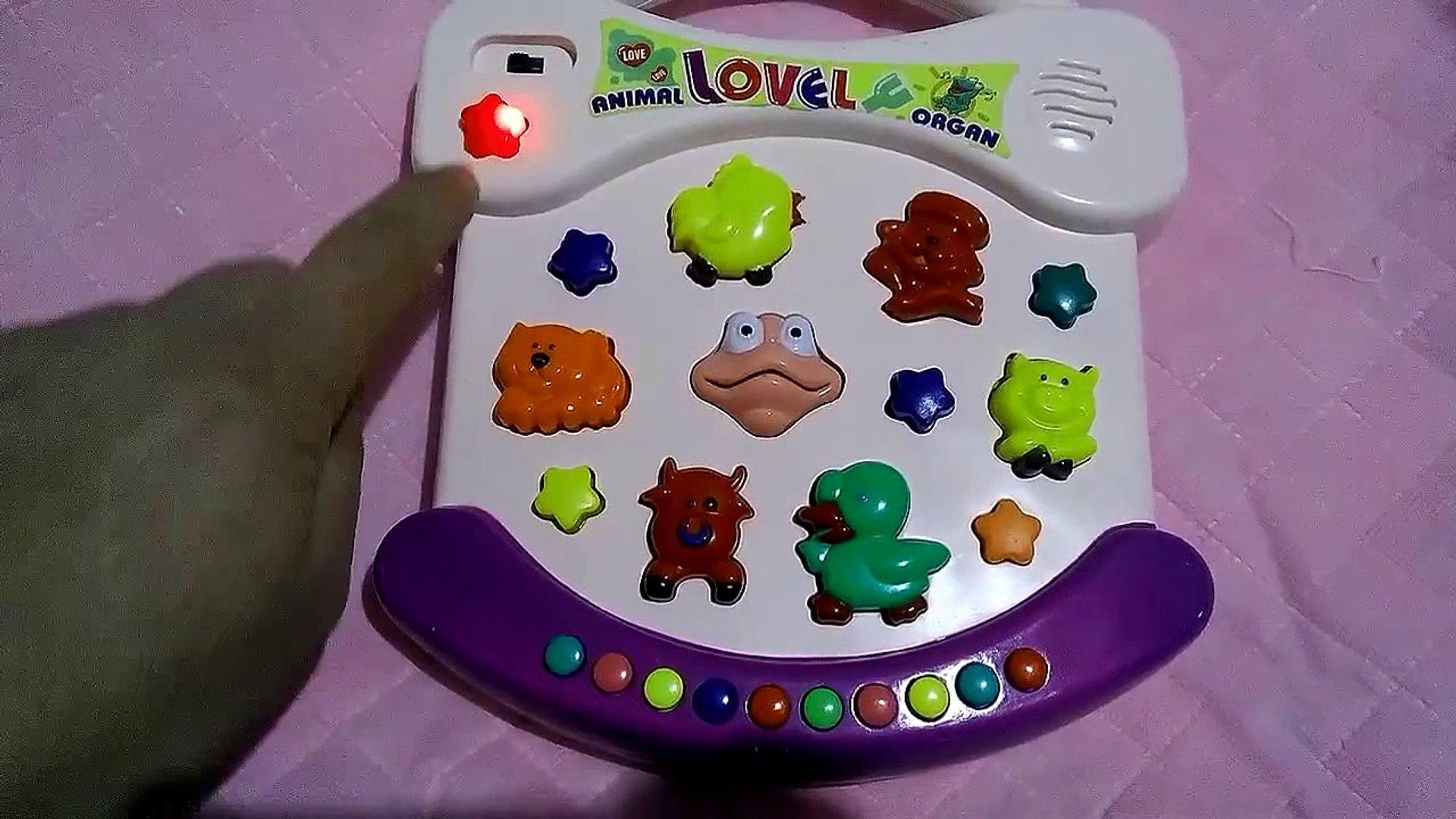 sesli oyuncak,çocuk şarkıları,hayvan sesleri ,kurbaga,inek,civciv,kopek,sesleri,müzik