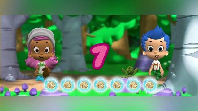 Bubble Guppies - Fın-Tastic Fairytale Adventure ! - Bubble Guppies Games