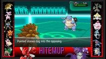 Pokemon X & Y WiFi Battle #158 Slurp Slurp Puff