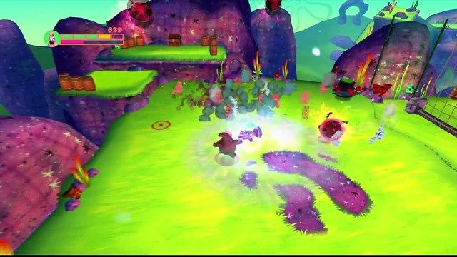 SpongeBob SquarePants: Planktons Robotic Revenge [HD] - Bikini Bottom