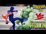 Spiderman 2099 vs HULK - Great Battle - Grand Theft Auto