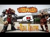 DARKSIDERS (War) VS KRATOS (God Of War) - GREAT BATTLE - GTA IV