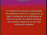 Opening To Alice Aux Pays Des Merveilles (Alice In Wonderland) 1986 VHS (Canadian-French Copy)