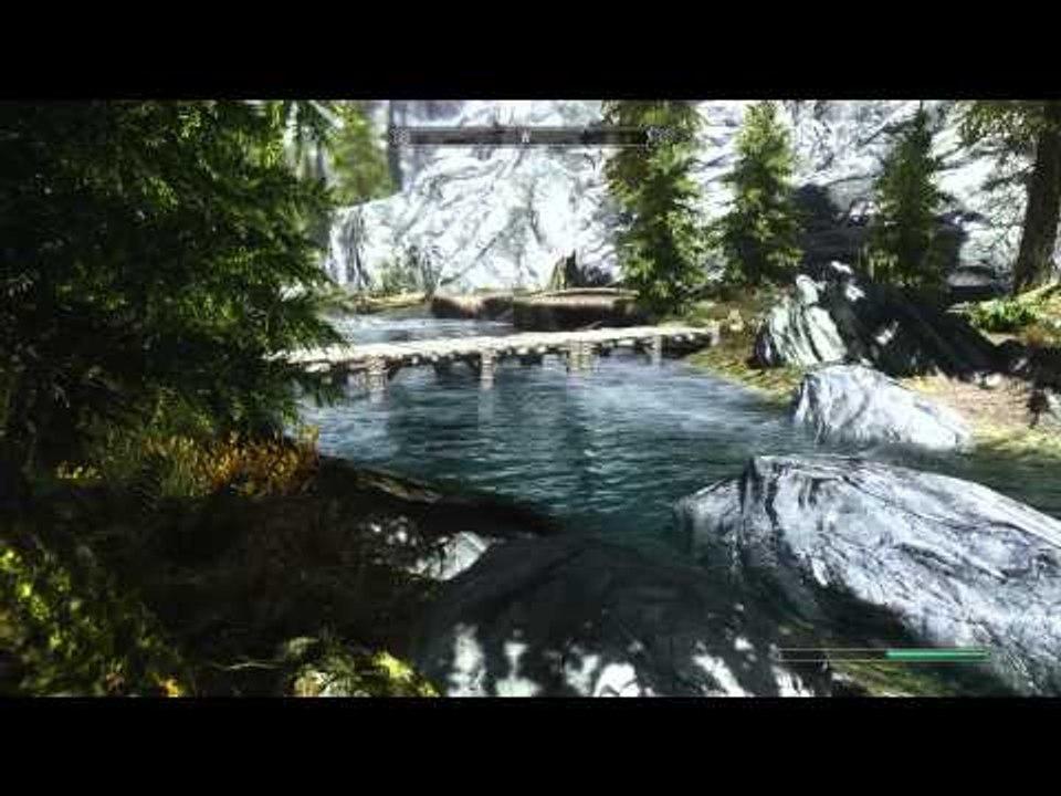 Skyrim: REALISTIC GRAPHIC | RealVision ENB | ULTRA SETTINGS | HD | 2014|