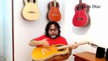 Simplicio is the Stradivarius of Guitars / Most Innovative ideas on guitar making (1929 Barcelona) Andalusian flamenco guitars Spain