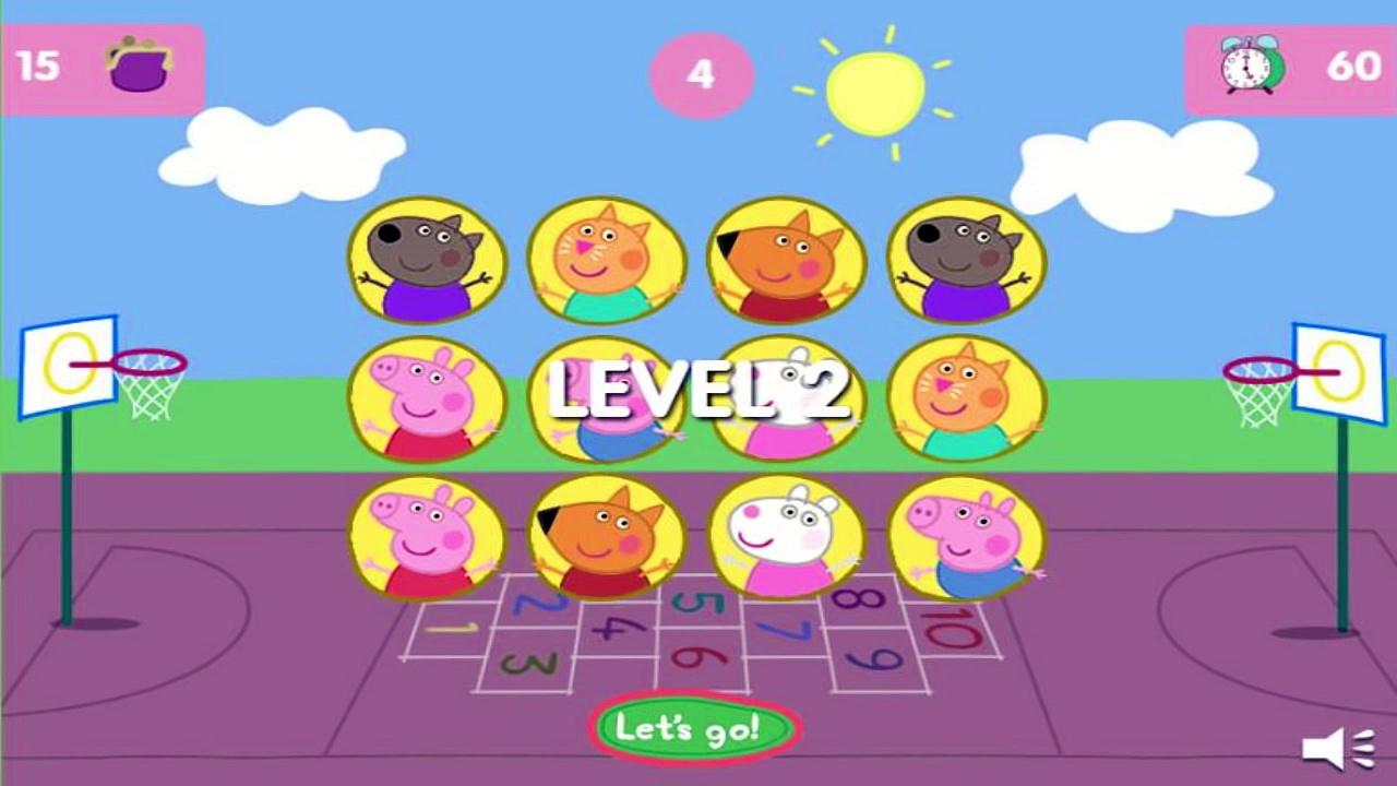 Peppa Pigs Memory Game – Peppa Pigs Games