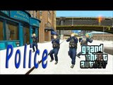 GRAND THEFT AUTO IV: POLICIER BAC POLICE NATIONALE